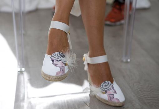Zapato para el baile - TELVA