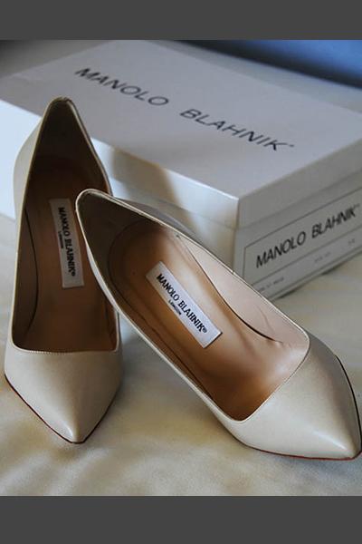 3123e510 Zapatos novia de Manolo Blahnik - Álbumes - telva.com