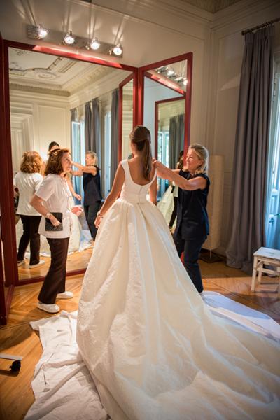 el vestido de la novia - Álbumes - telva