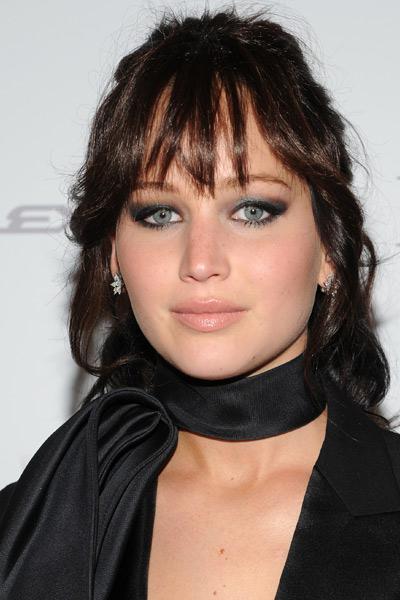 Jennifer y su pelo marrón oscuro - TELVA
