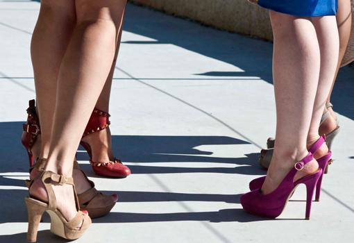 zapatos de las invitadas - Álbumes - telva