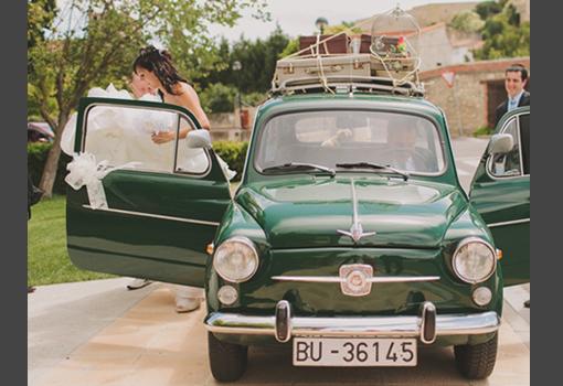 Seat 600 decoración vintage - TELVA