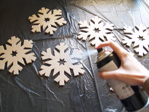 Pinta los copos de nieve - TELVA