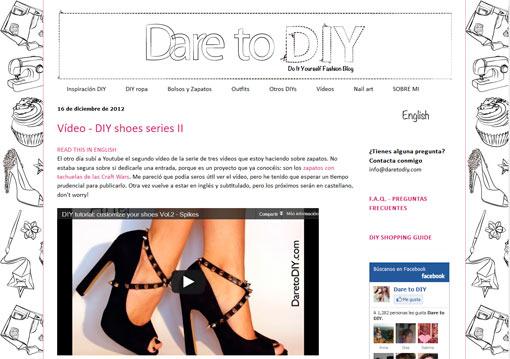 Dare to DIY - TELVA