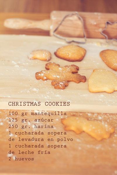 Receta galletas de Navidad - TELVA
