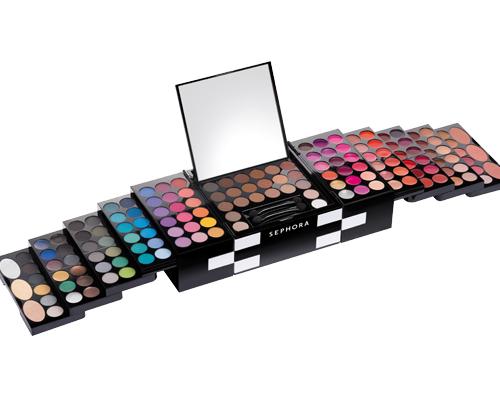 sephora paletas de maquillaje