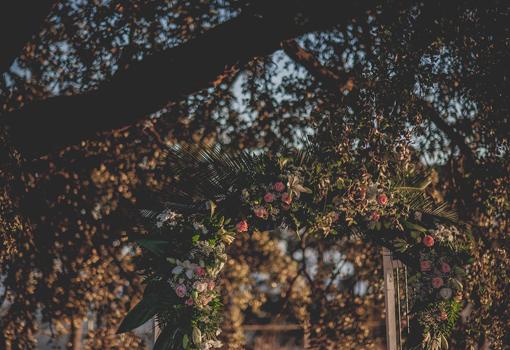Decoración floral - TELVA