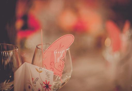 Mariposas para los invitados - TELVA