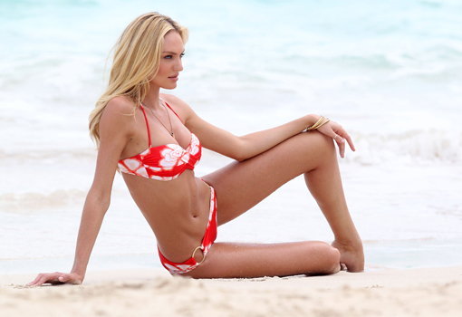 Candice, el ángel más sexy - TELVA