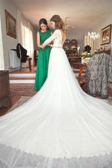 vestido de novia - Álbumes - telva