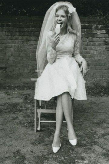 Vestidos de novia 60