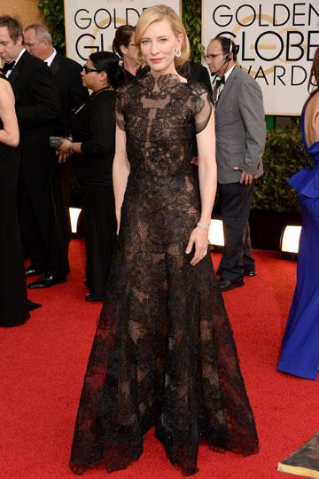 Cate Blanchett - TELVA