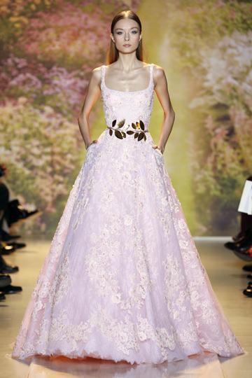 inspírate en la alta costura para tu vestido de novia - Álbumes