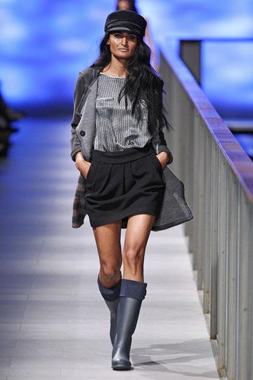 Desfile de TCN 080 Barcelona Fashion otoño invierno 2014 2015 foto 24 - TELVA