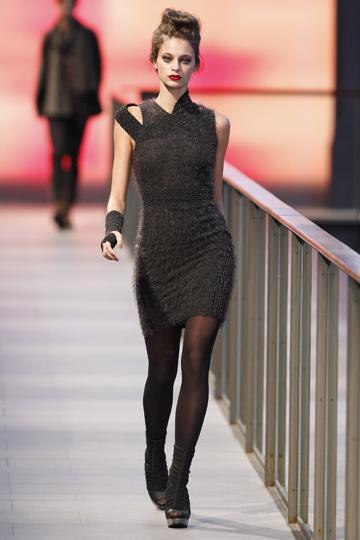 Desfile de Celia Vela 080 Barcelona Fashion otoño invierno 2014 2015 foto 19 - TELVA