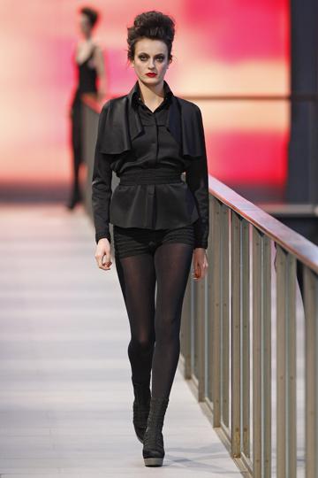 Desfile de Celia Vela 080 Barcelona Fashion otoño invierno 2014 2015 foto 09 - TELVA