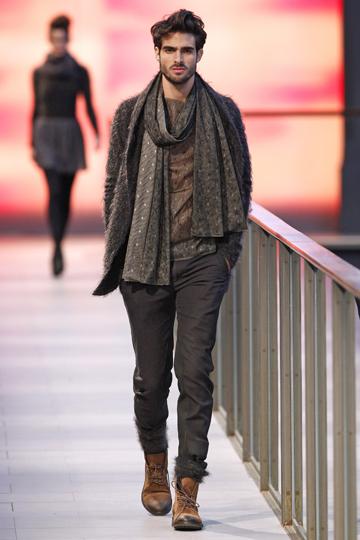 Desfile de Celia Vela 080 Barcelona Fashion otoño invierno 2014 2015 foto 20 - TELVA