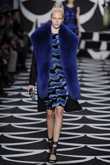 Diane Von Furstenberg Otoño Invierno 2013 2014 foto 41 - TELVA