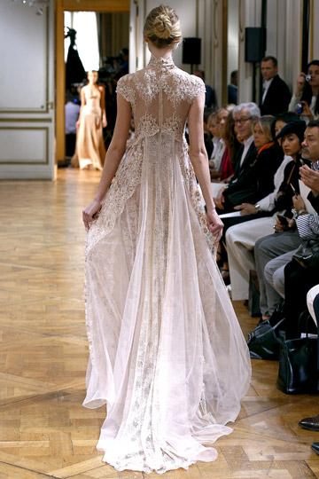 Vestidos de novia estilo barroco
