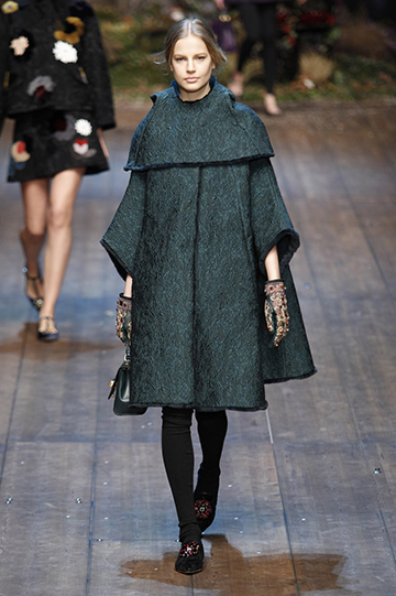 Dolce & Gabbana Otoño Invierno 2014 2015 foto 69 - TELVA
