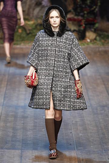 Dolce & Gabbana Otoño Invierno 2014 2015 foto 37 - TELVA