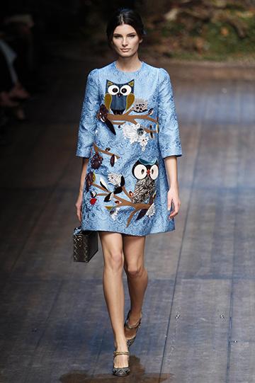 Dolce & Gabbana Otoño Invierno 2014 2015 foto 43 - TELVA