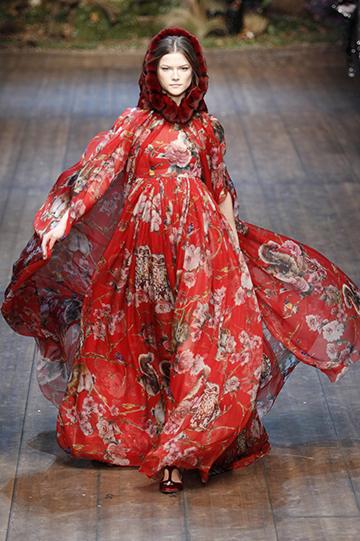 Dolce & Gabbana Otoño Invierno 2014 2015 foto 96 - TELVA