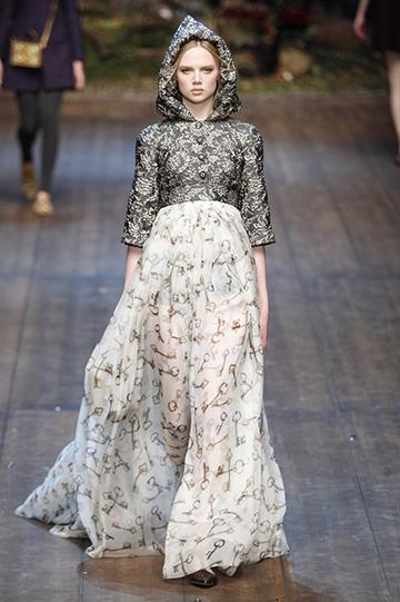 Dolce & Gabbana Otoño Invierno 2014 2015 foto 54 - TELVA