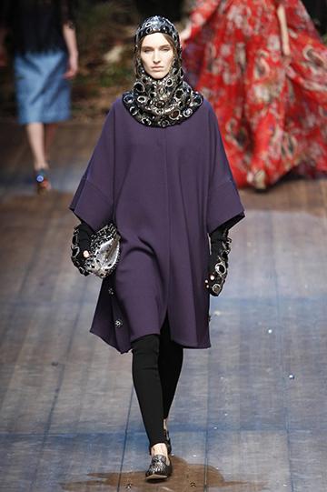 Dolce & Gabbana Otoño Invierno 2014 2015 foto 95 - TELVA