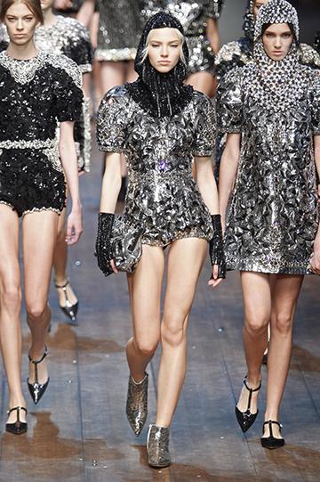 Dolce  Gabbana Otoño Invierno 2014 2015
