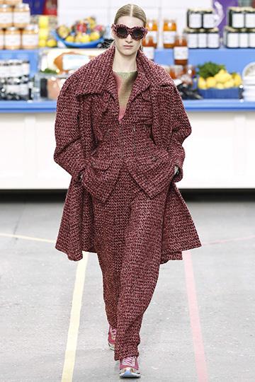 Chanel Otoño Invierno 2014 2015 foto 08 - TELVA