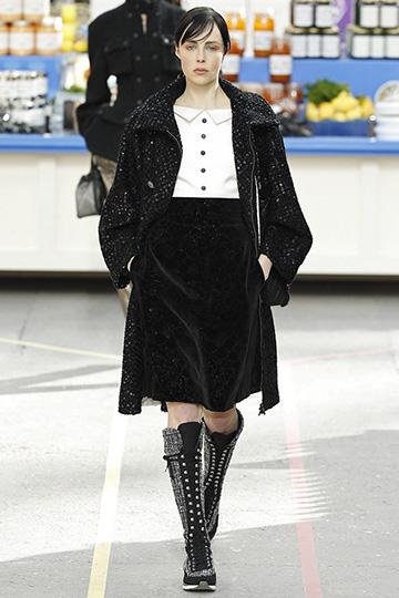 Chanel Otoño Invierno 2014 2015 foto 02 - TELVA