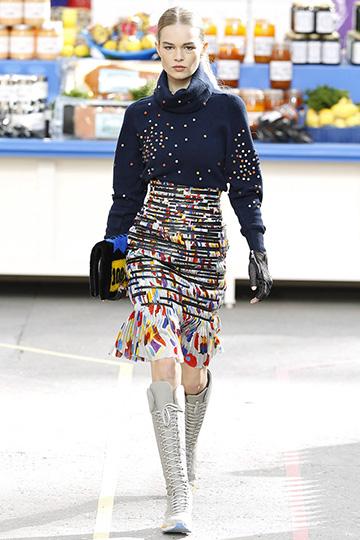 Chanel Otoño Invierno 2014 2015 foto 41 - TELVA