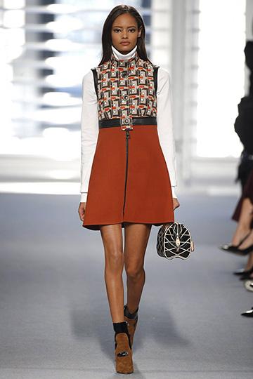 Louis Vuitton Otoño Invierno 2014 2015 foto 13 - TELVA