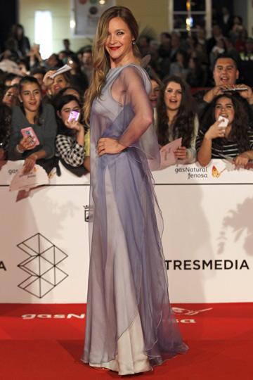 María Esteve en el Festival de Málaga - TELVA