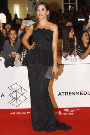 María León en el Festival de Cine de Málaga. - TELVA