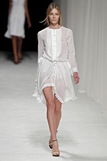 comprar estilo de moda venta caliente Vestido vaporoso - Álbumes - telva.com