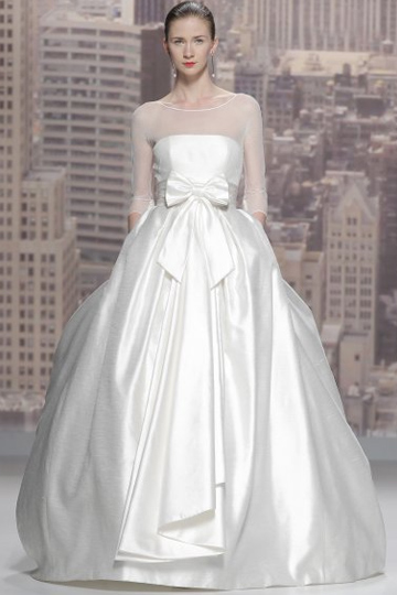 Los vestidos de novia de Rosa Clará foto 14 - TELVA