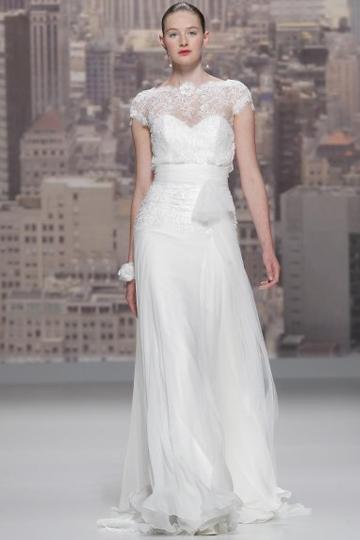 Los vestidos de novia de Rosa Clará foto 28 - TELVA