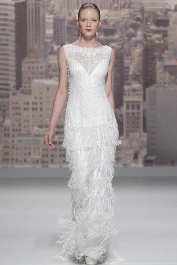 Los vestidos de novia de Rosa Clará foto 20 - TELVA