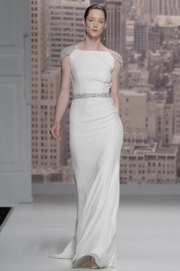 Los vestidos de novia de Rosa Clará foto 02 - TELVA