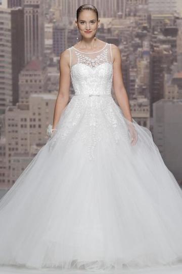 Los vestidos de novia de Rosa Clará foto 33 - TELVA