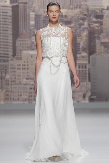 Los vestidos de novia de Rosa Clará foto 22 - TELVA