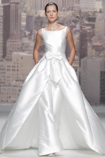 Los vestidos de novia de Rosa Clará foto 12 - TELVA