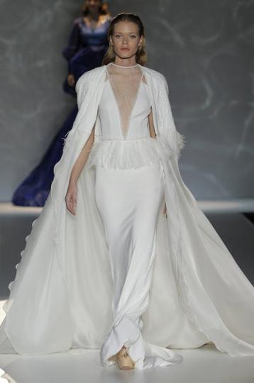 Los vestidos de novia de Isabel Zapadiez foto 15 - TELVA