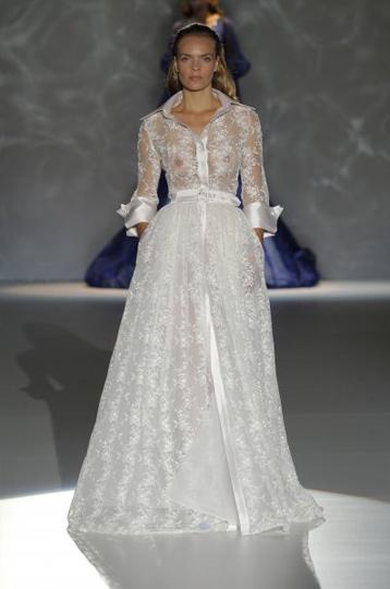 Los vestidos de novia de Isabel Zapadiez foto 16 - TELVA