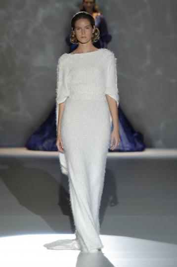 Los vestidos de novia de Isabel Zapadiez foto 08 - TELVA