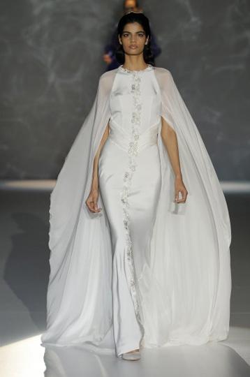 Los vestidos de novia de Isabel Zapadiez foto 11 - TELVA