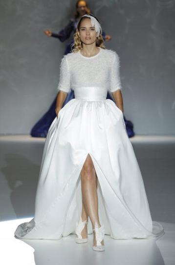Los vestidos de novia de Isabel Zapadiez foto 20 - TELVA