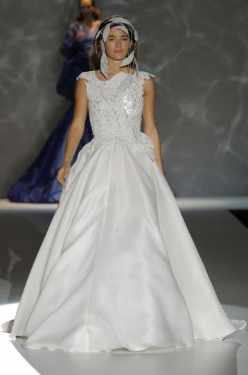 Los vestidos de novia de Isabel Zapadiez foto 19 - TELVA